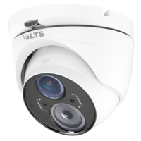 """2MP 1080P HD-TVI,PAL,1/3""""sensor,2.8-12mm WDR, DC 12V"""