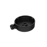 Junction Box - Turret (Black)