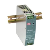 48VDC 120W DIN PWR Supply NDR-120-48
